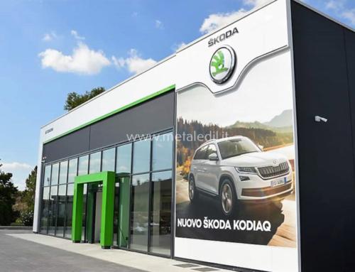 Autoarona Skoda